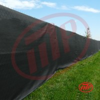 8 x 18  - Premium Privacy Fence Screen 90% Blackage (Black Color)