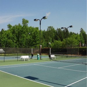 10 x 24 - Tennis Court Wind Screen