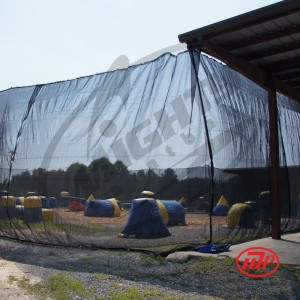 Paintball Netting - 16' x 300'  - outdoor use