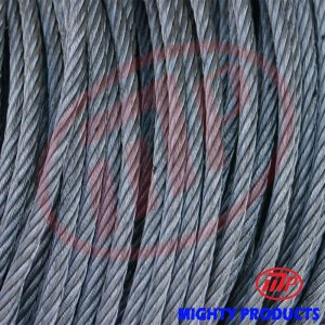 Netting Accessory - 1000 M - Galvanized Steel Cable